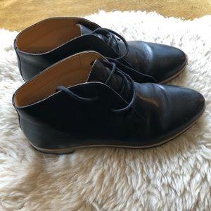 Clark's Artisan Leather Chukka Boots